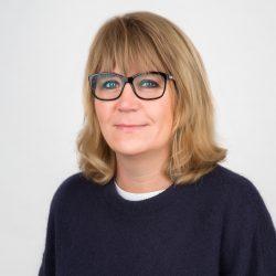 Inge Van Den Boogaart Assistante